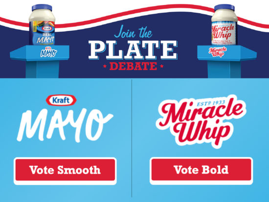 Voice Your Choice In The Plate Debate For A Chance To Win BIG! on I Heart Publix