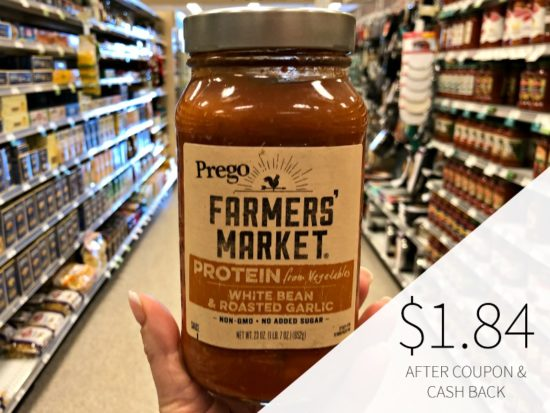 Prego Farmers' Market Sauce Only $1.80 At Publix on I Heart Publix 3
