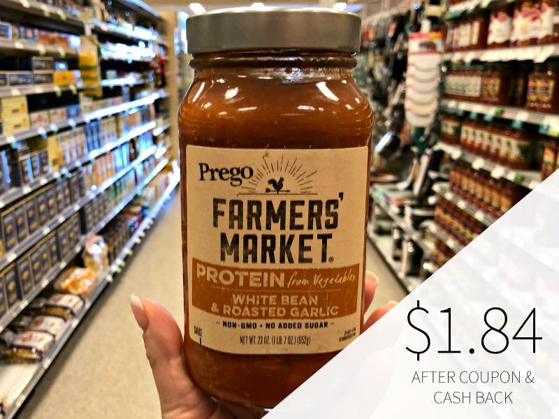 Prego Farmers' Market Sauce Only $1.80 At Publix on I Heart Publix 3