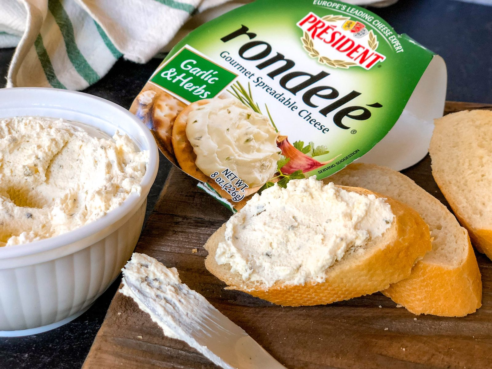 Rondele Cheese Spread Just $1.99 At Publix (Reg $4.89) on I Heart Publix 1