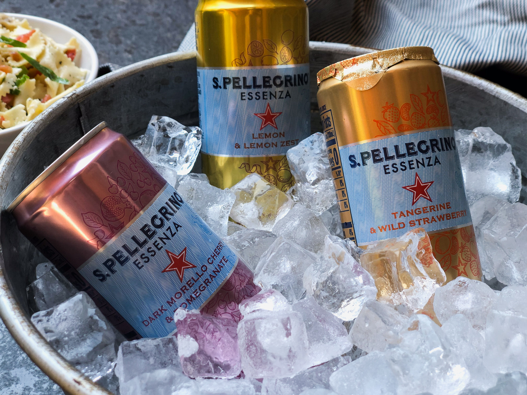 Add A Twist Of Flavor To Any Occasion With S.Pellegrino Essenza on I Heart Publix