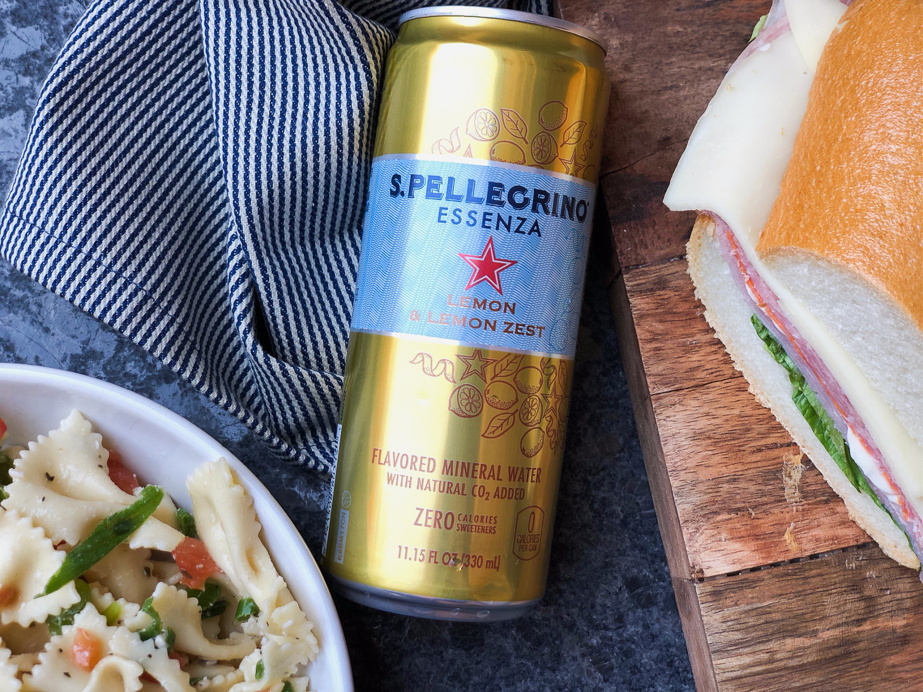 Add A Twist Of Flavor To Your Day With S.Pellegrino Essenza - Available At Publix on I Heart Publix 3