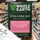 Whole Earth Infusions Sweetener Just 75¢ At Publix (reg $5.50) on I Heart Publix 1