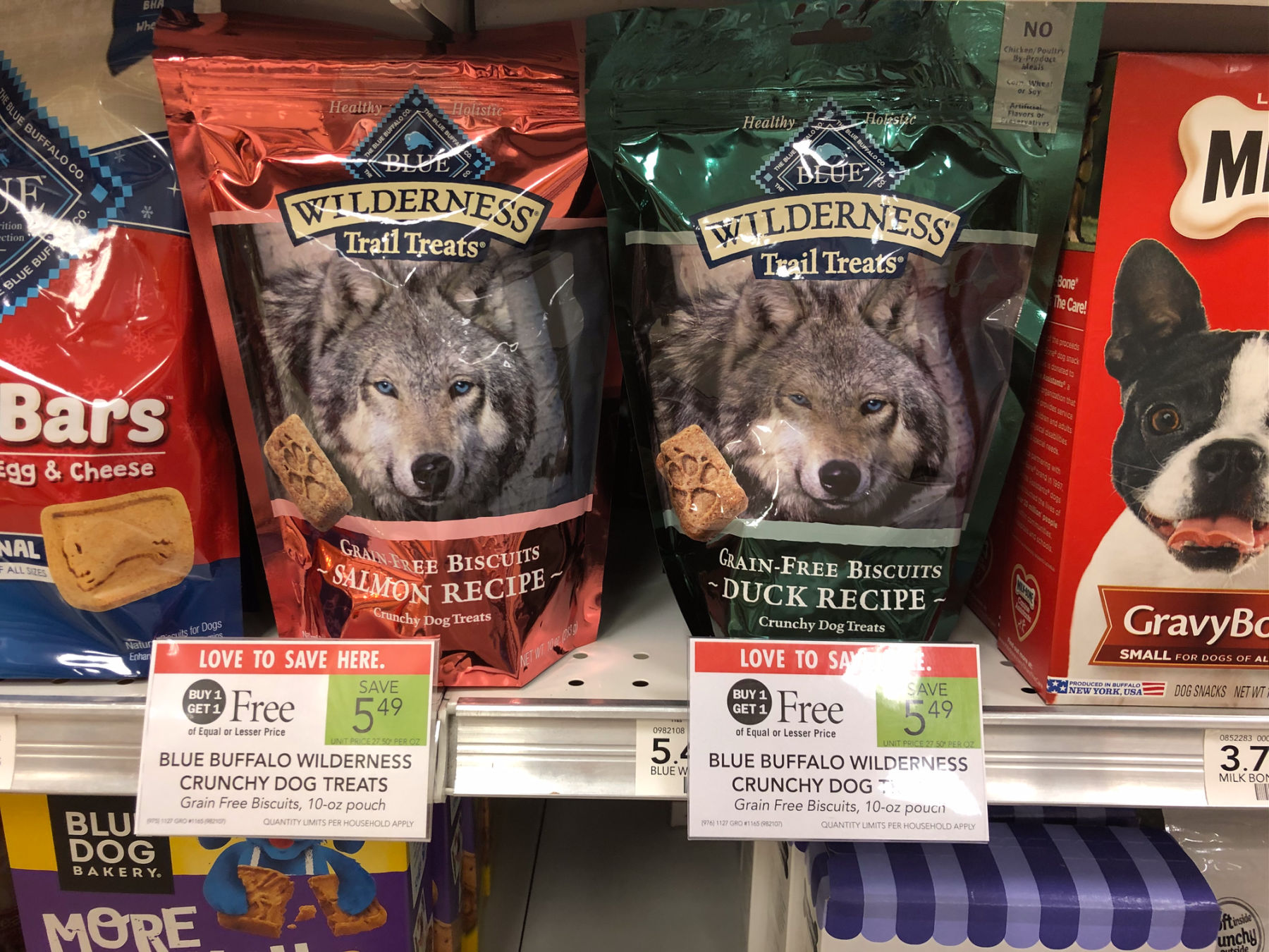 Blue Wilderness Crunchy Dog Treats Just $1.75 At Publix on I Heart Publix 1