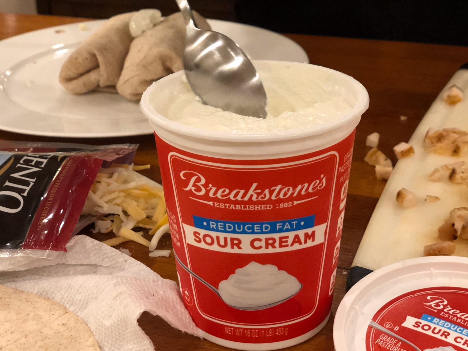 Nice Deals On Breakstone's Sour Cream & Cottage Cheese - As Low As 20¢ on I Heart Publix 1