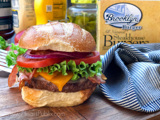 Fantastic Deal On Brooklyn Burger Steakhouse Burgers This Week At Publix - Stock Your Freezer For The Busy Holiday Season! on I Heart Publix