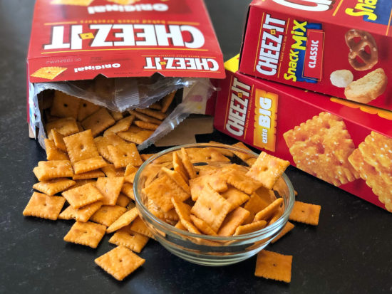 Pick Up A Great Deal On A Bowl Season Must-Have...Cheez-It Crackers On Sale 2/$6 At Publix! on I Heart Publix