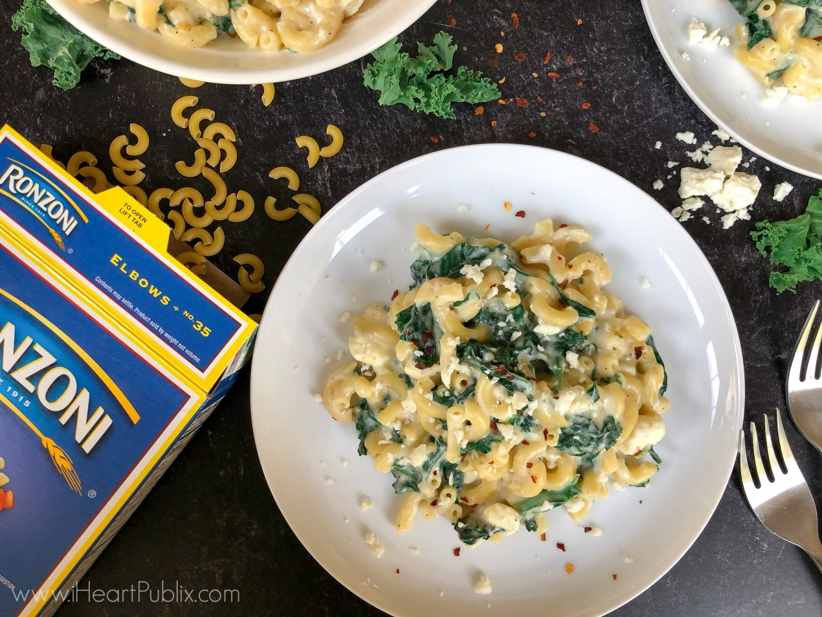 Ronzoni Pasta Is BOGO At Publix - Great Time To Make This Lemon and Rosemary Mac and Cheese on I Heart Publix 3