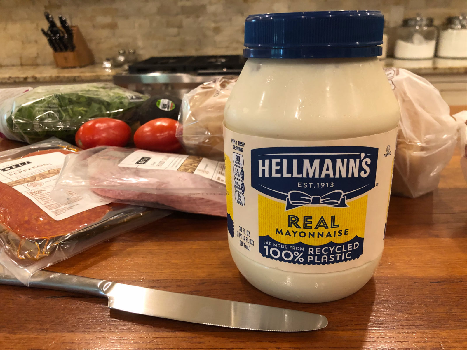Hellmann's Mayonnaise As Low As $1.50 At Publix on I Heart Publix 1