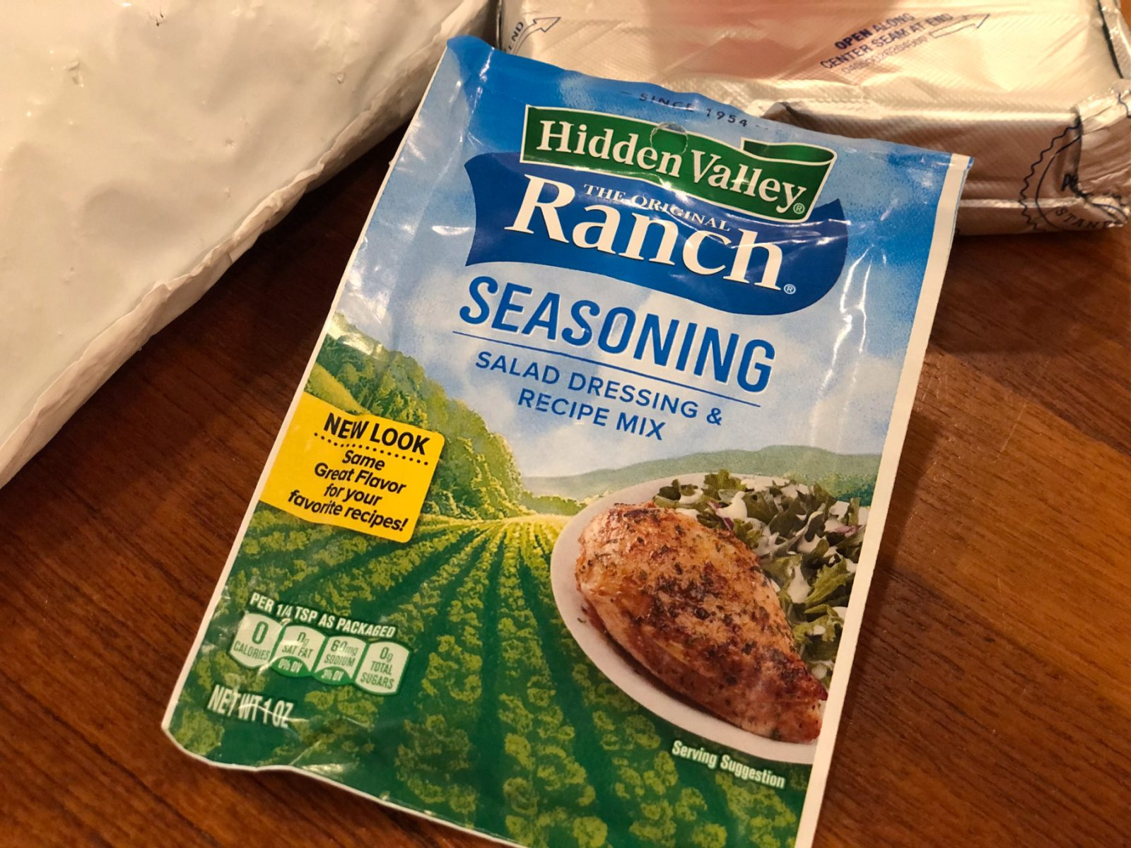 Hidden Valley Dry Mix Packets Only 90¢ At Publix on I Heart Publix 1