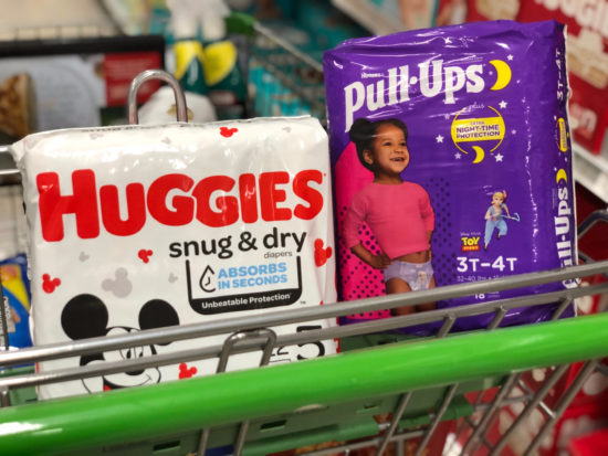Big Savings On Huggies Diapers And Pull-Ups This Week At Publix - Get Bags For Less Than Half Price! on I Heart Publix