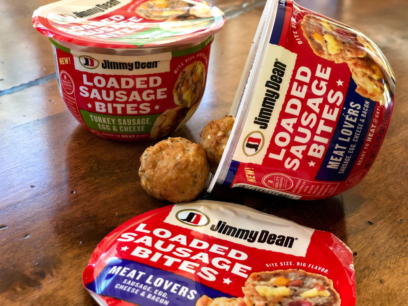 Look For New Jimmy Dean® Loaded Sausage Bites At Publix - Save With The New Digital Coupon! on I Heart Publix