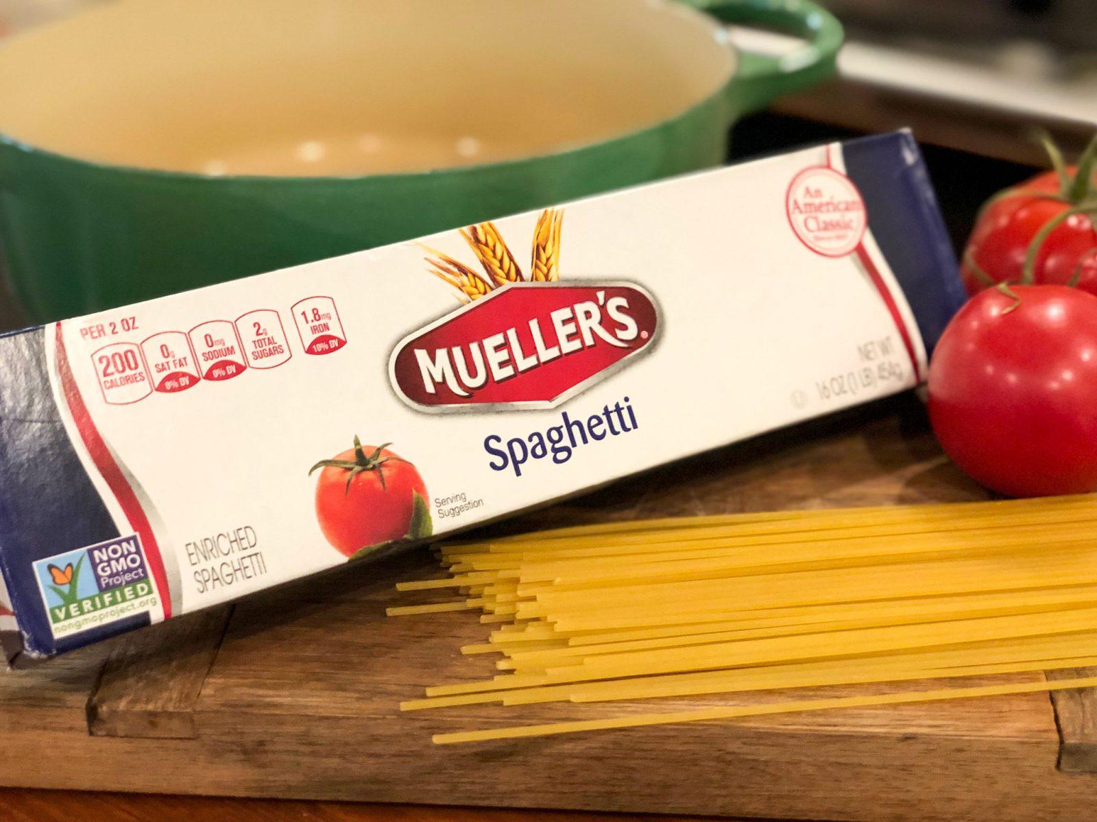 Mueller's Pasta Just 47¢ Per Box At Publix on I Heart Publix 2