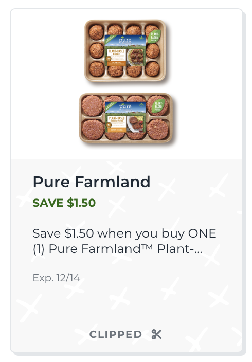 Don't Miss Your Chance To Grab A Deal On Your Favorite  Pure Farmland Product At Publix - Save $1.50! on I Heart Publix