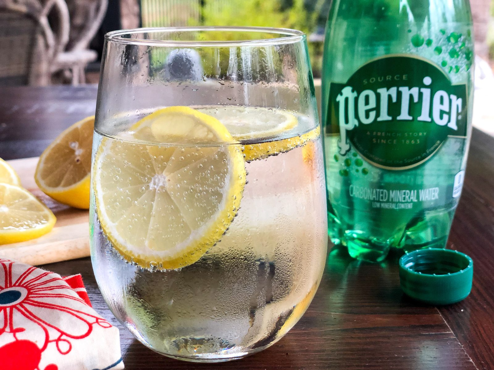 Add Some Spark To Your Holiday With A PERRIER® Rondelle - Save Now At Publix on I Heart Publix