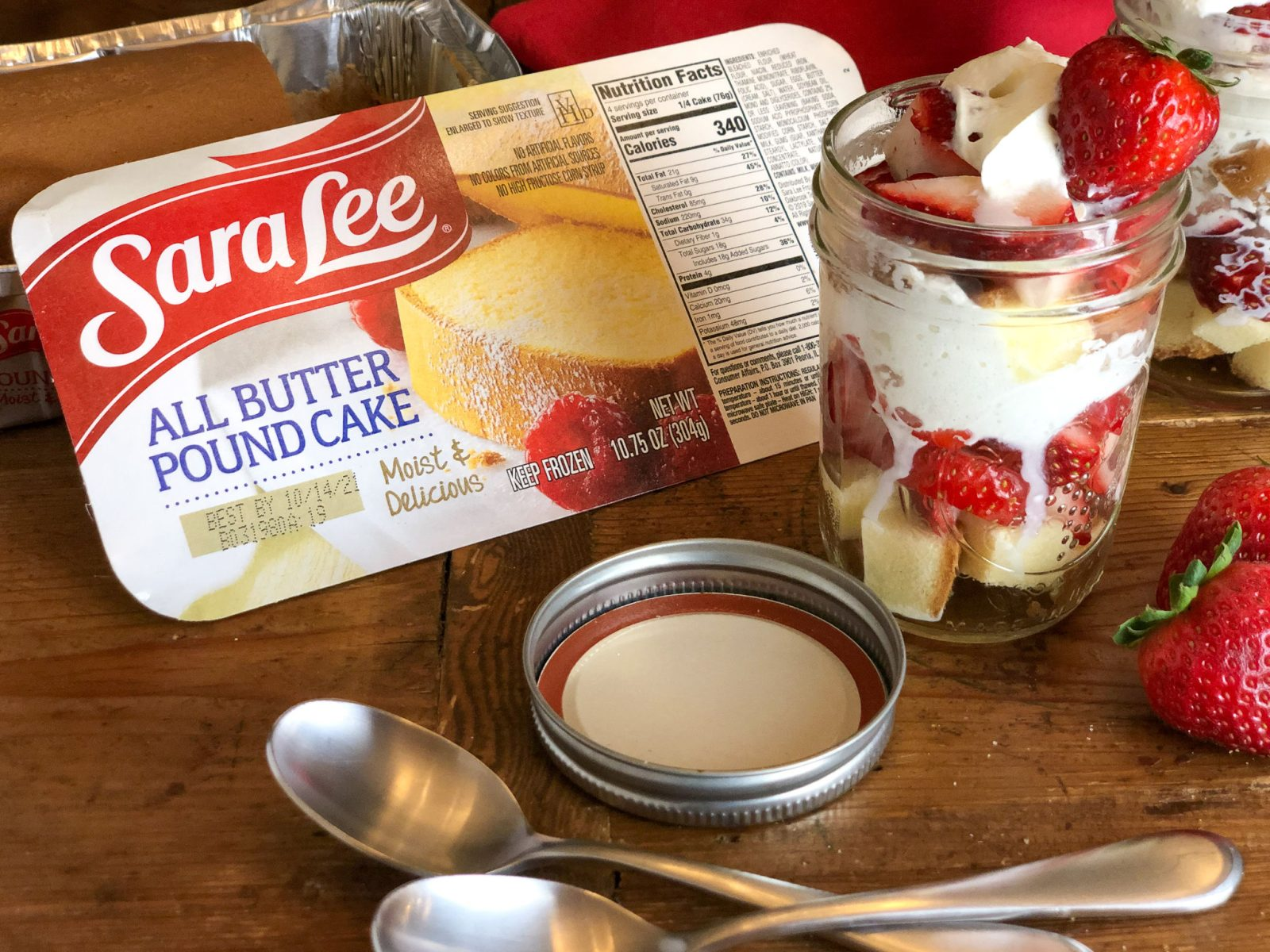 Sara Lee Pound Cake As Low As $1.40 At Publix on I Heart Publix