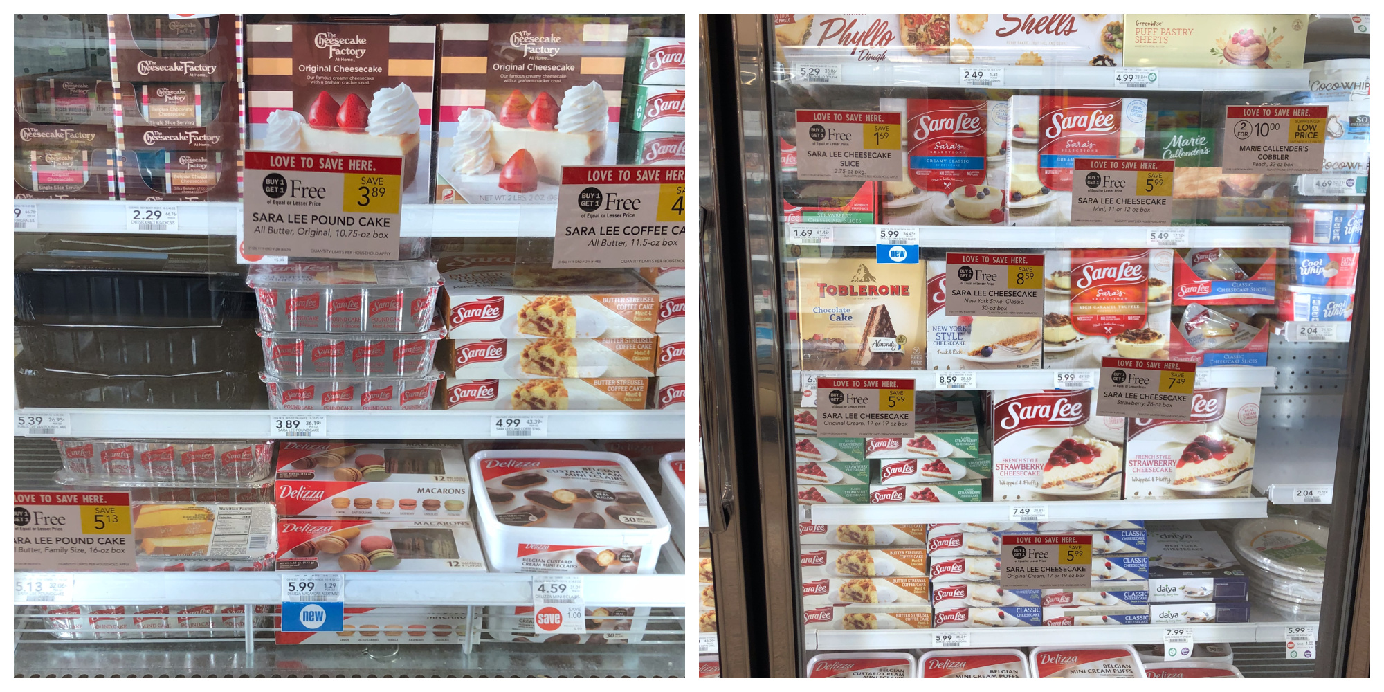 Sara Lee Pound Cake As Low As $1.40 At Publix on I Heart Publix 1