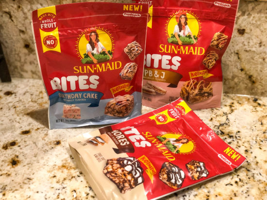 Find Great-Tasting Sun-Maid Bites At Your Local Publix - Save $2 With The Digital Coupon! on I Heart Publix