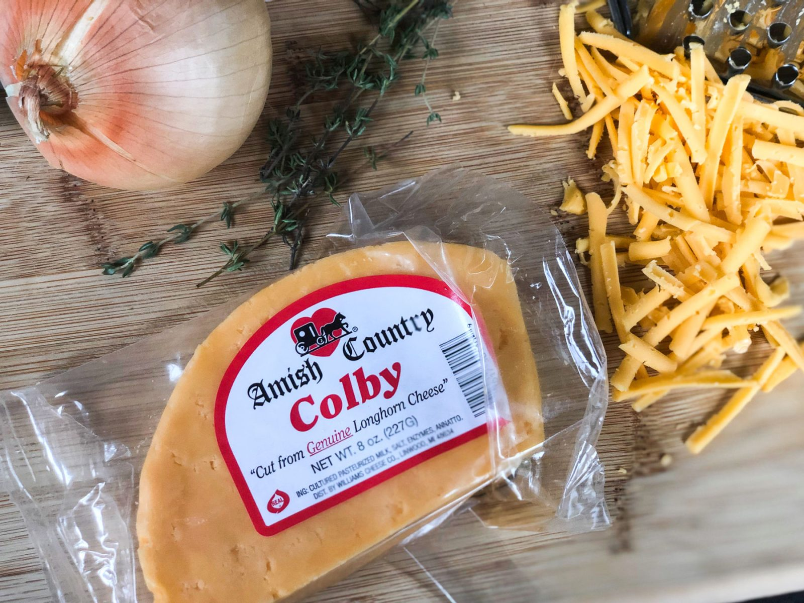 Amish Country Chunk Cheese As Low As $2.45 At Publix (Almost Half Price!) on I Heart Publix