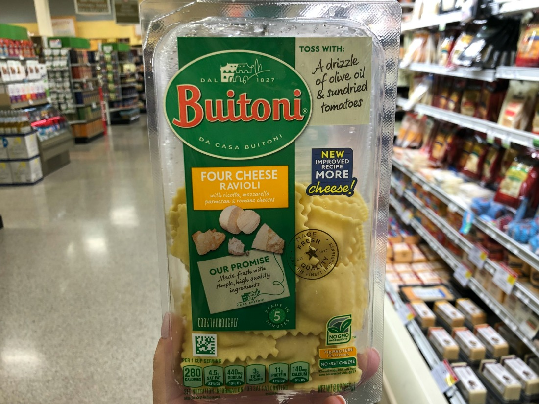 Buitoni Pasta As Low As $2.25 At Publix on I Heart Publix 1