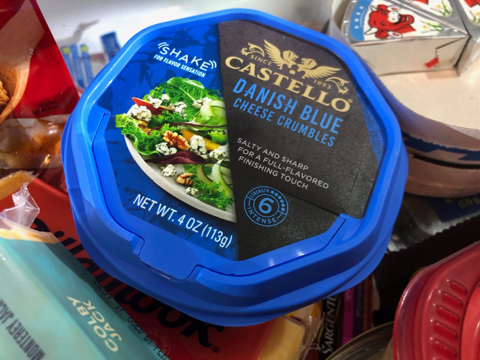 Awesome Castello Cheese Deals - Blue Cheese Crumbles Just $1.45 At Publix on I Heart Publix