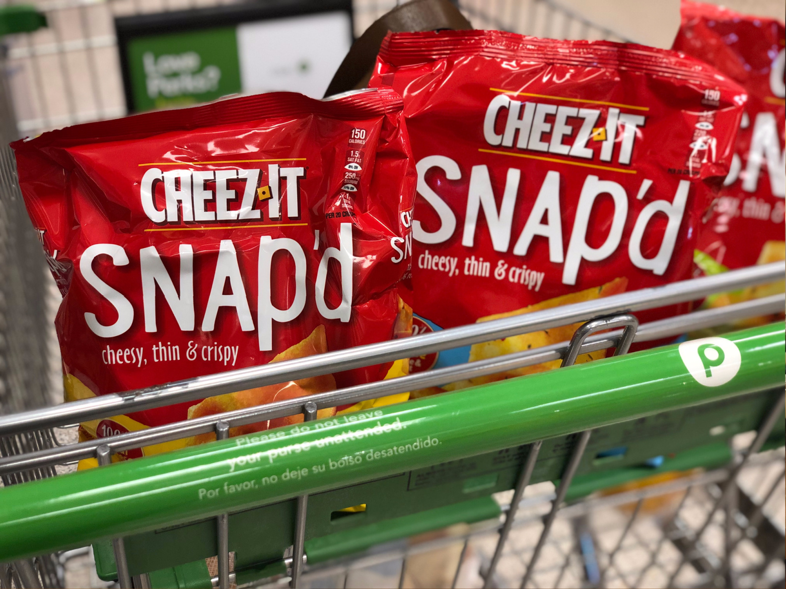 Don't Miss The Deal On Cheez-It Snap'd - Be Ready For Holiday Entertaining! on I Heart Publix