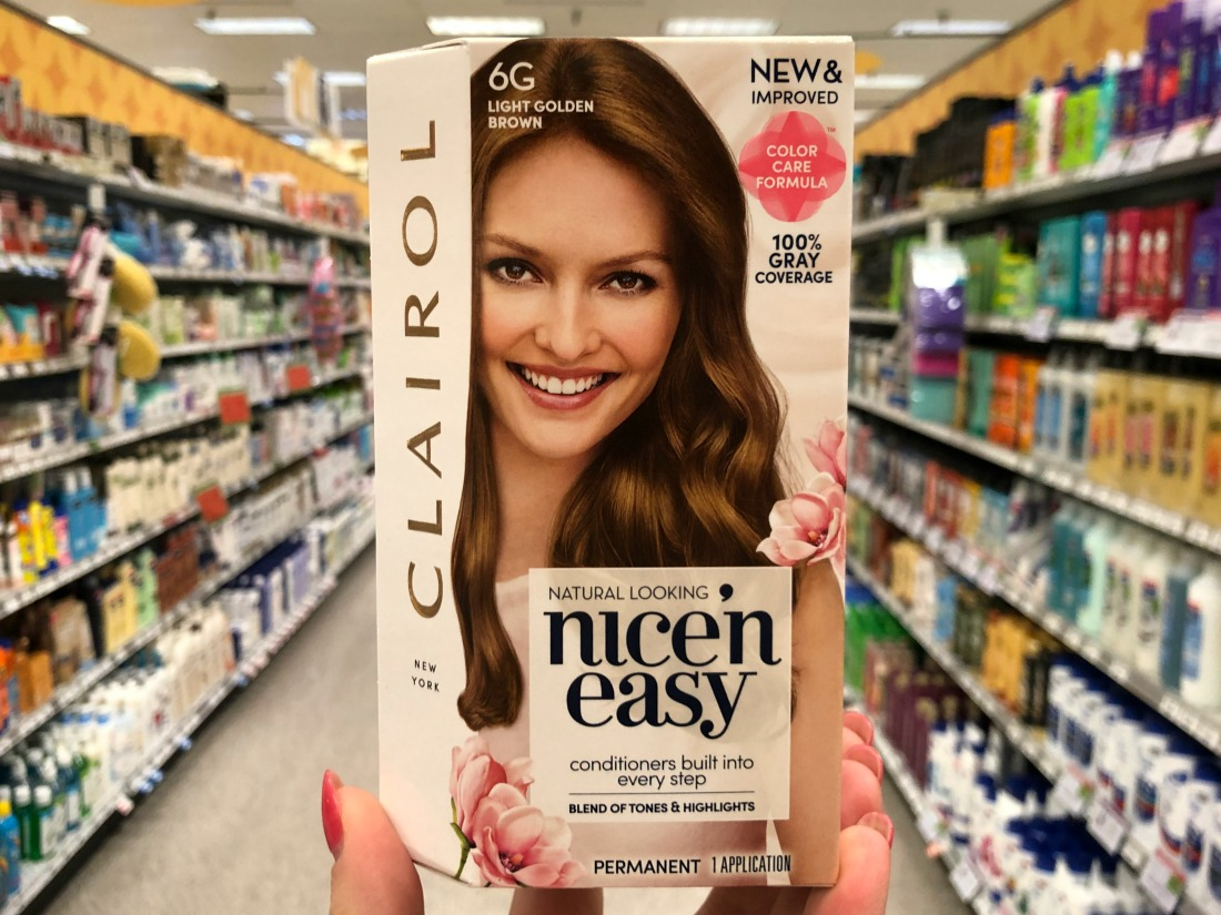 New Clairol Coupon For The Publix Sale - Haircolor Just $4.49 Per Box on I Heart Publix