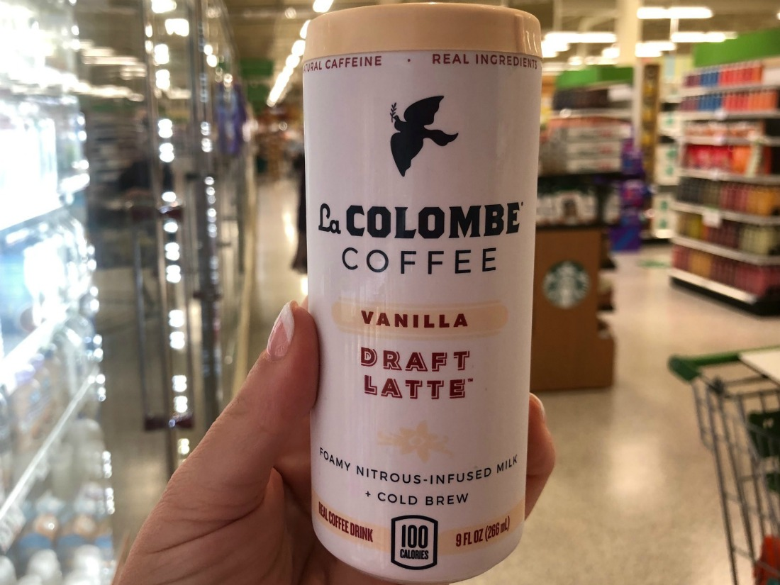 La Colombe Draft Latte Coffee Singles As Low As 65¢ At Publix (Today Only) on I Heart Publix 1