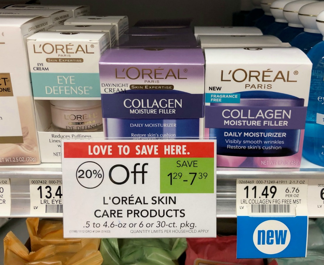 New L'Oreal Coupons To Print - Get L'Oreal Paris Active Daily Moisture For Only $3.99 At Publix on I Heart Publix