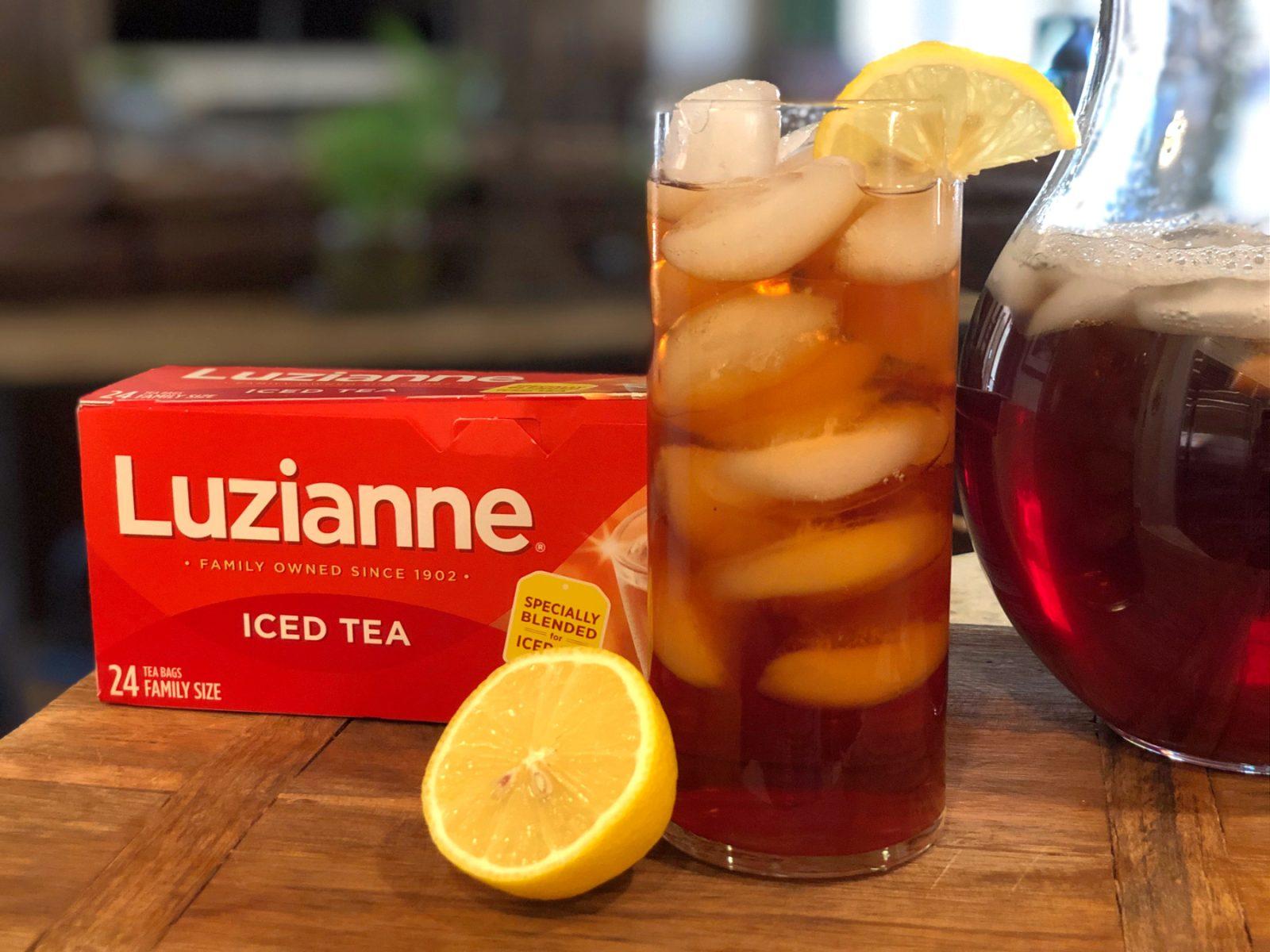 Luzianne Tea Just $1.40 At Publix on I Heart Publix 1