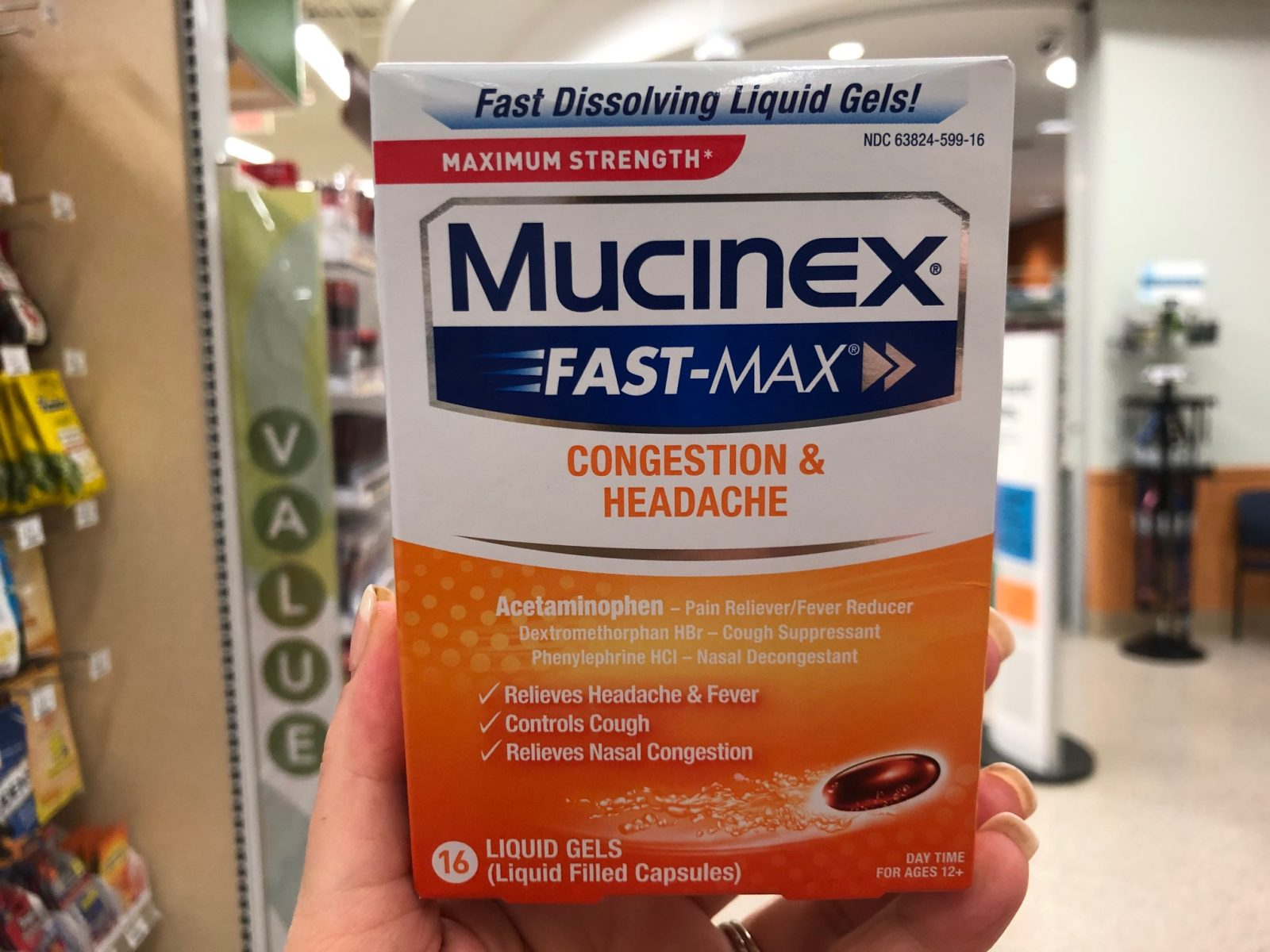 Mucinex As Low As $6.49 At Publix (reg $12.49) on I Heart Publix 3