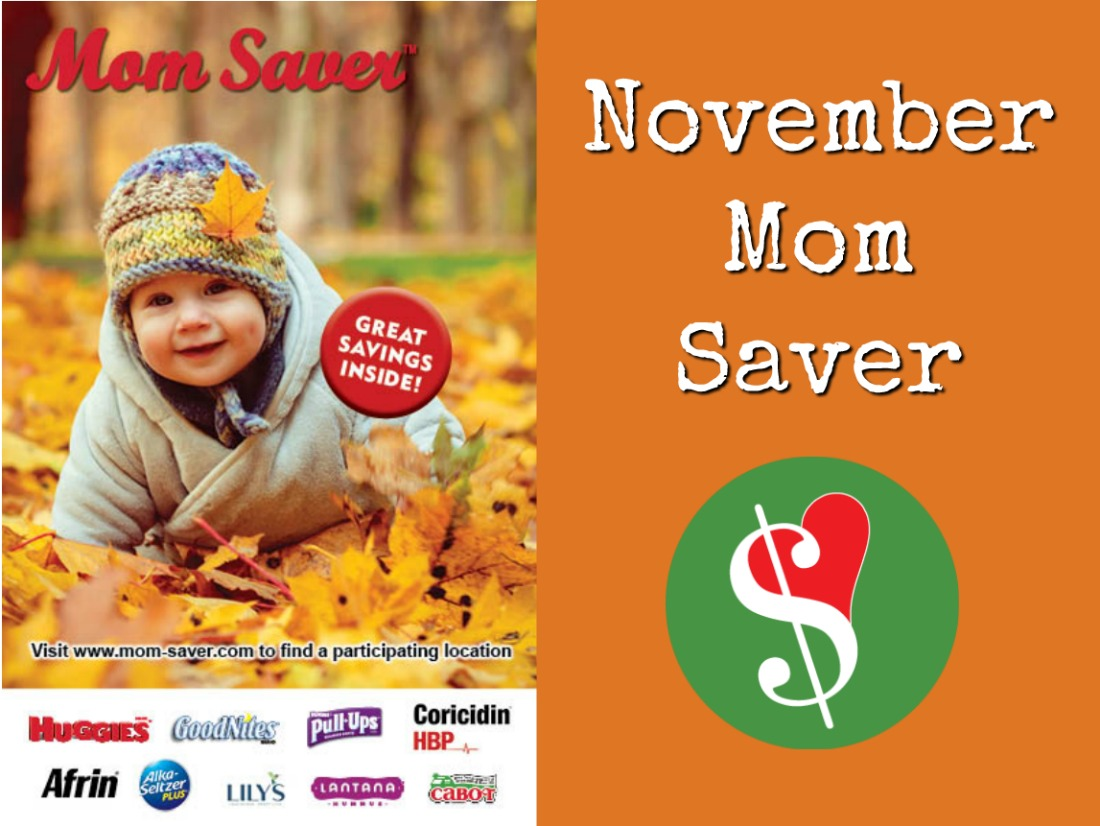 November MOM Saver Booklet + Find Your Local Event Day & Time on I Heart Publix