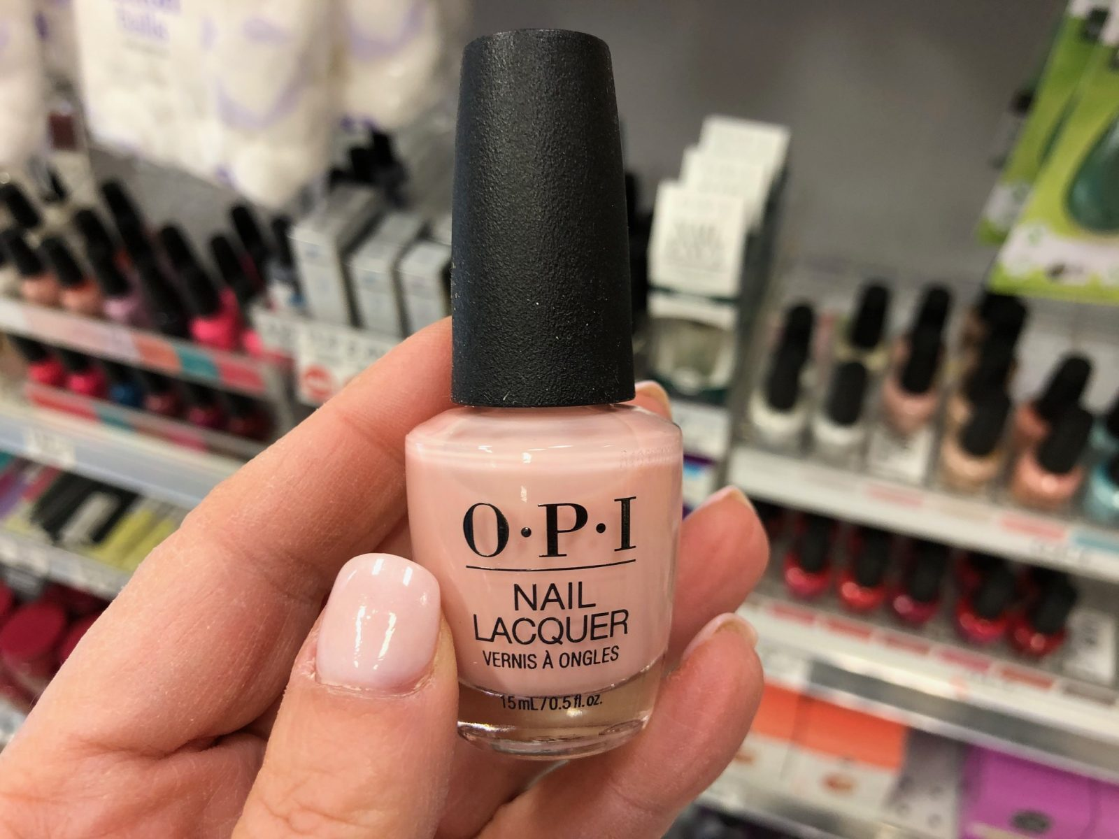 OPI Nail Lacquer Just $4.35 At Publix on I Heart Publix 1
