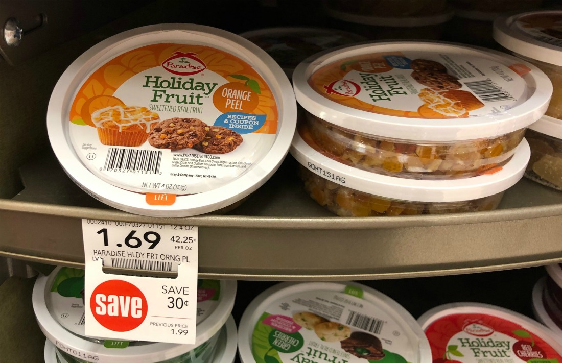 Paradise Holiday Fruit As Low As 99¢ At Publix on I Heart Publix