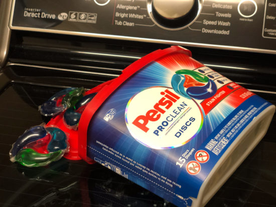 New Persil Coupons - Discs As Low As $2.49 on I Heart Publix 1