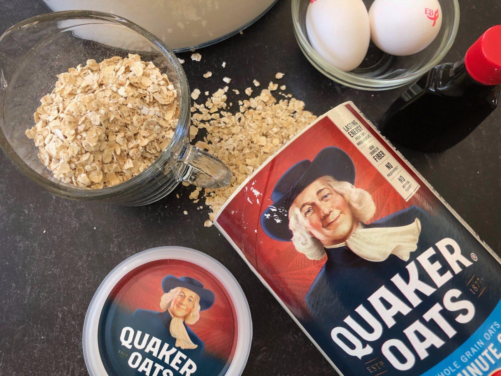 Quaker Oats Just 79¢ Per Canister At Publix on I Heart Publix 1