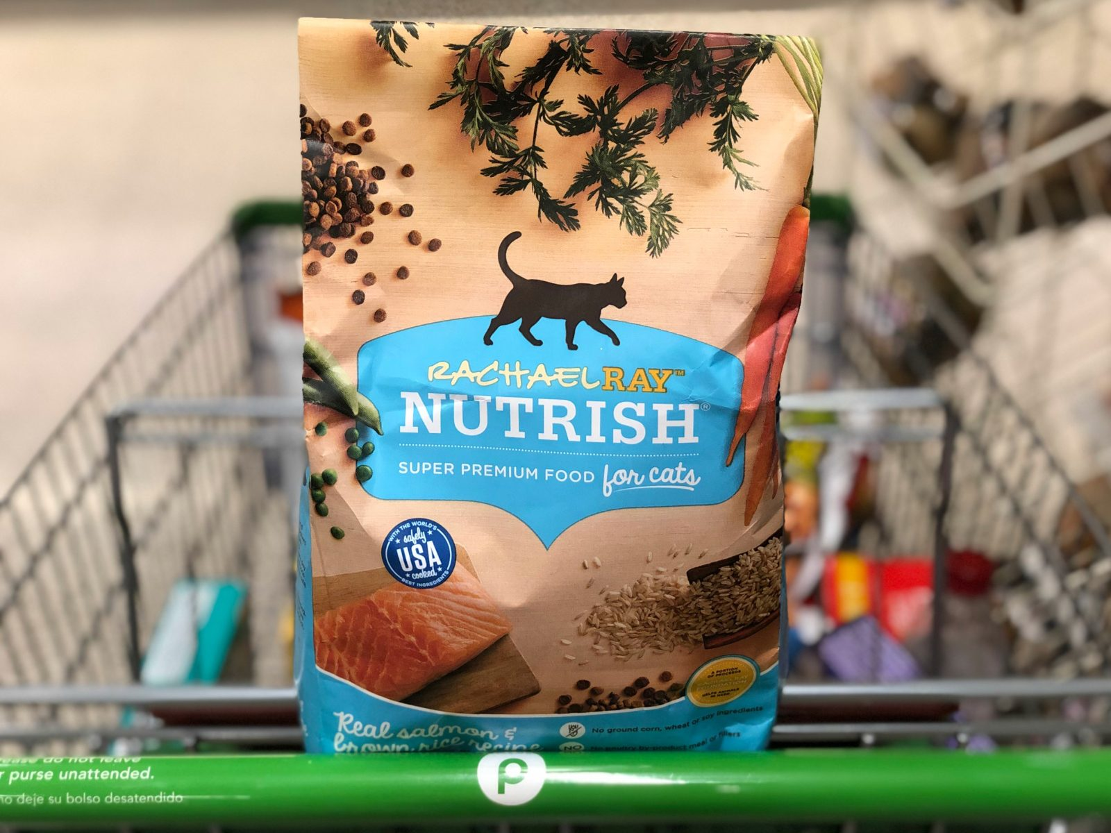 Rachael Ray Nutrish Dry Food For Cats Only $1.50 At Publix on I Heart Publix