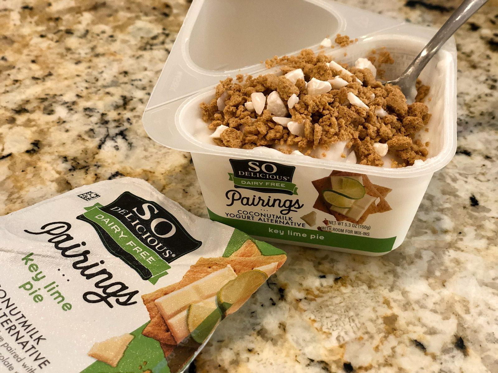 So Delicious Pairings Yogurt Alternative FREE At Publix on I Heart Publix 1