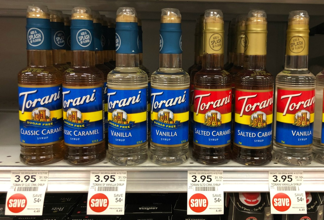 Torani Syrup Only $3.09 At Publix on I Heart Publix 2