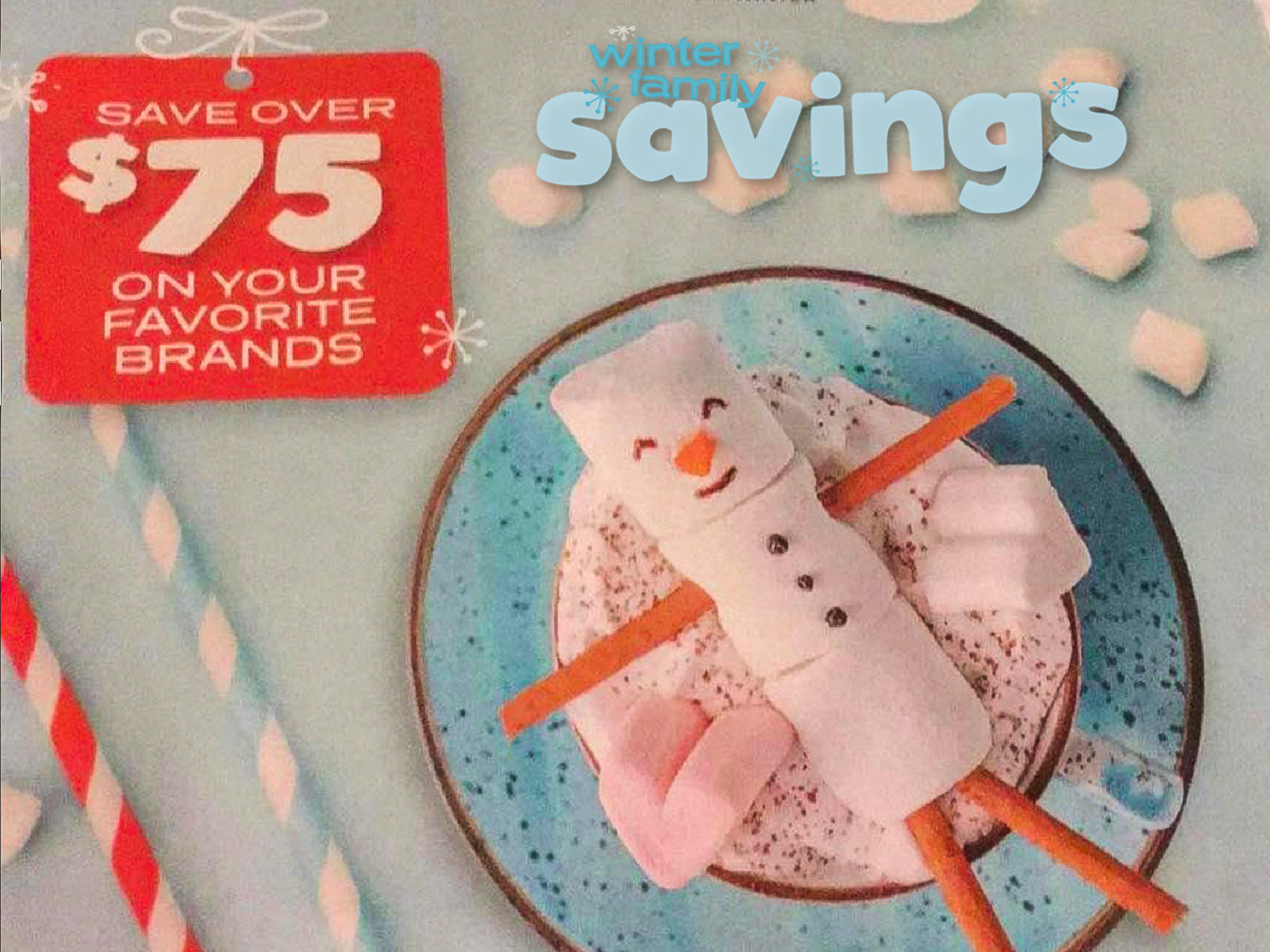 New Publix Booklet - Winter Family Savings Valid 11/14 - 12/31 on I Heart Publix