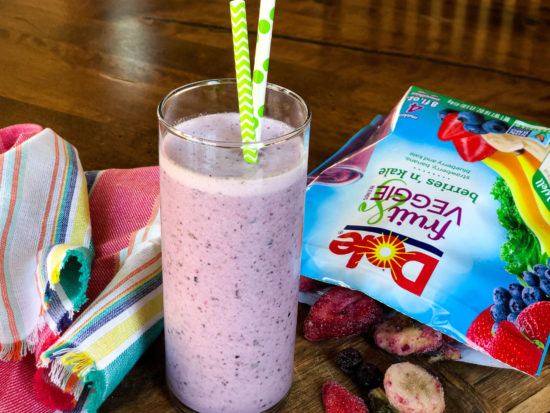 Dole® Keto Berry Blend And Dole® Fruit & Veggie Blends Are BOGO At Your Local Publix on I Heart Publix