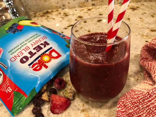 Dole® Keto Berry Blend And Dole® Fruit & Veggie Blends Are BOGO At Your Local Publix on I Heart Publix 1