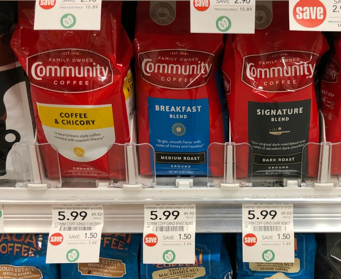 Community Coffee Just $4.49 At Publix (reg $7.49) on I Heart Publix