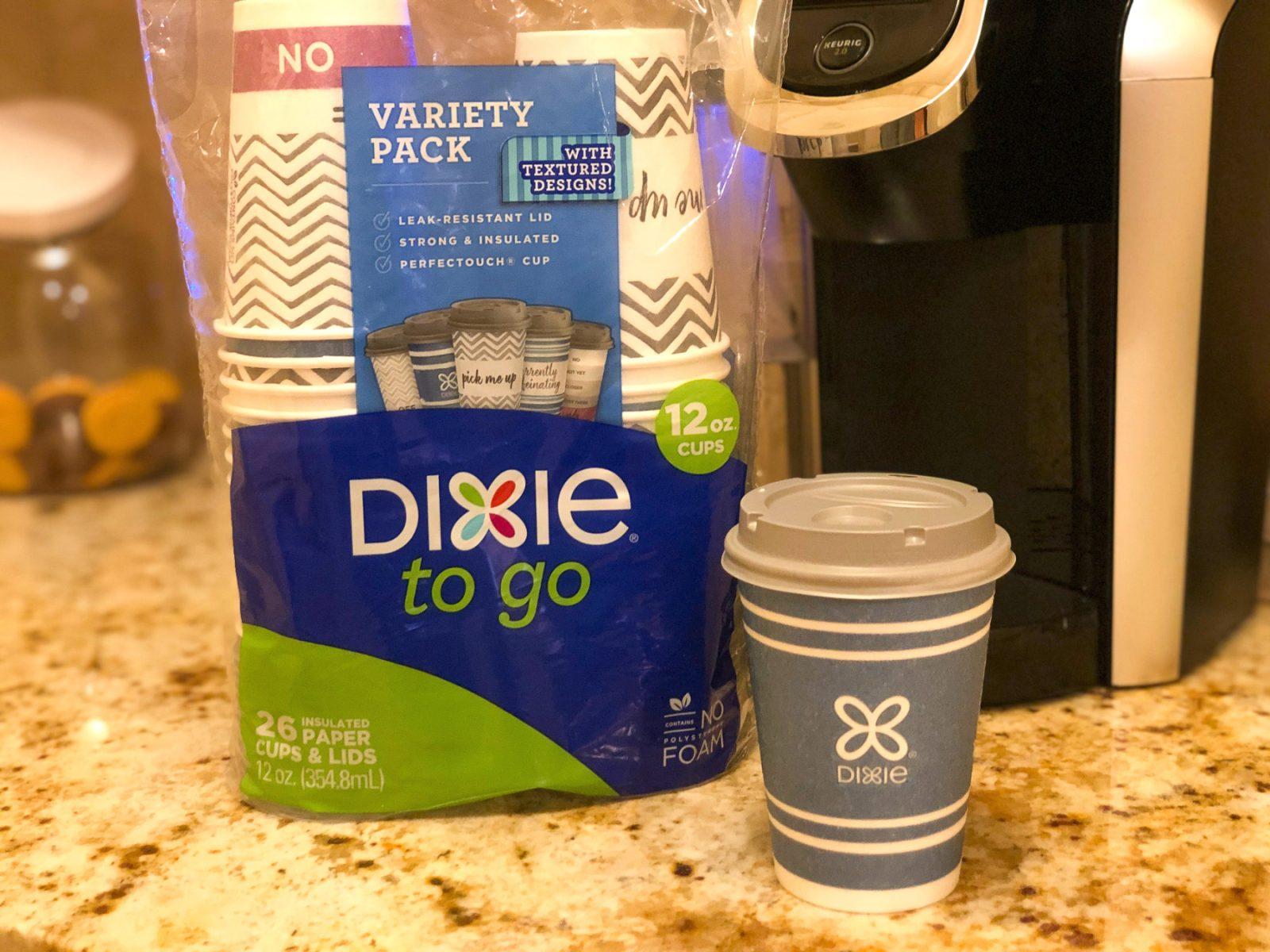 Dixie To Go Cups Just $1.90 Per At Publix on I Heart Publix