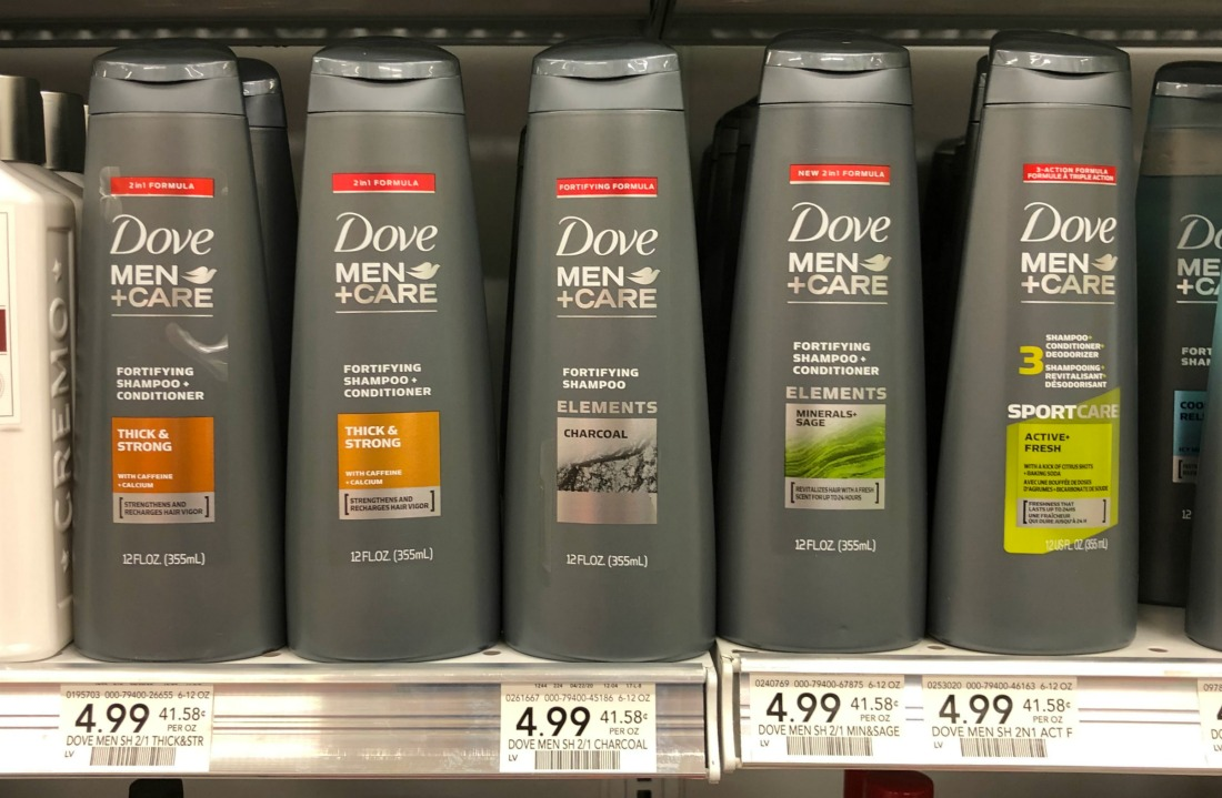 Dove Men+Care Hair Care Products As Low As $1.50 At Publix on I Heart Publix 3