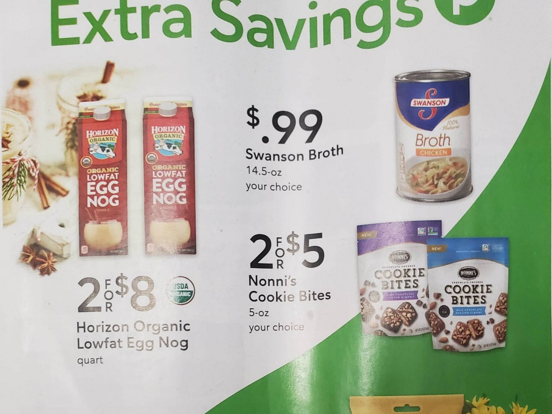 Publix Extra Savings Flyer Valid 12/5 to 12/18 on I Heart Publix