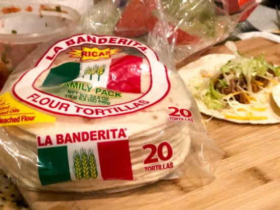 La Banderita Flour Tortillas As Low As 38¢ Per Pack At Publix on I Heart Publix