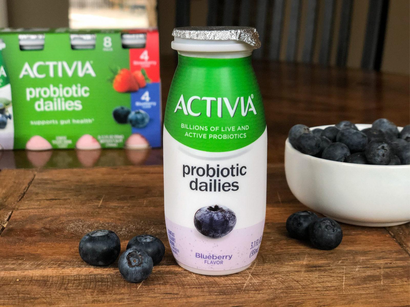 Dannon Activia Probiotic Dailies 8-Pack Only 65¢ At Publix (8¢ Per Serving) on I Heart Publix