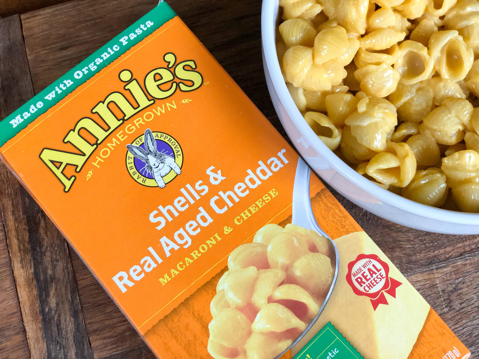 Annie's Homegrown Macaroni & Cheese Just 66¢ Per Box At Publix on I Heart Publix