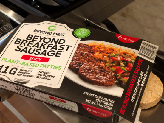 Beyond Meat Breakfast Sausage Patties As Low As 45¢ At Publix on I Heart Publix